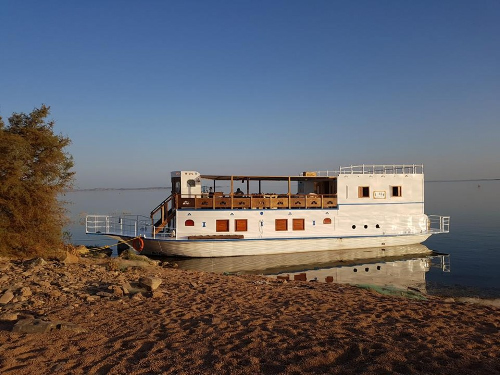 Verhuur Jacht in Aswan - Queen Tiyi Safari Boat