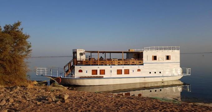 Louer Yacht avec ou sans skipper Queen Tiyi à Assouan