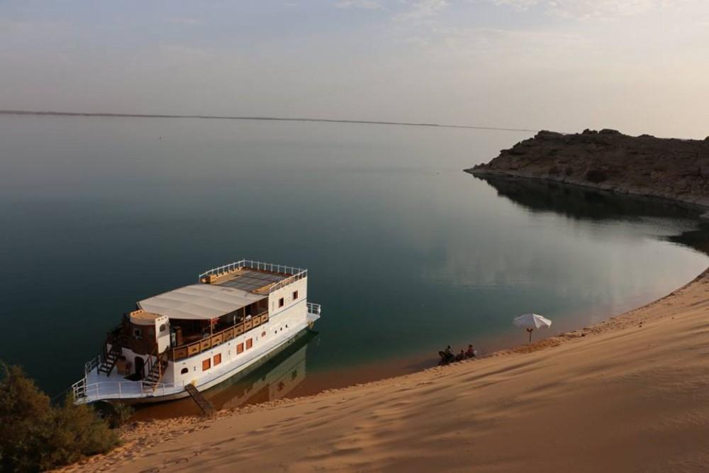 Bootverhuur Queen Tiyi Safari Boat in Aswan via SamBoat