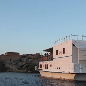 Yacht à louer à Assouan au meilleur prix