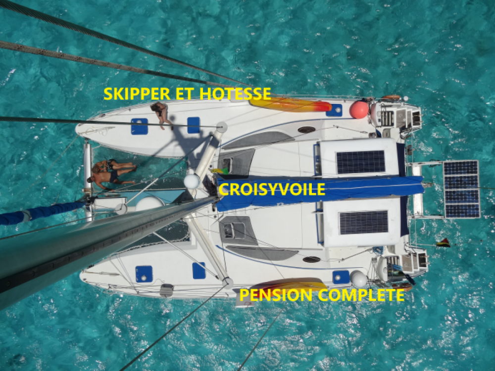 Yacht-Charter in  - Catana Catana 411 auf SamBoat