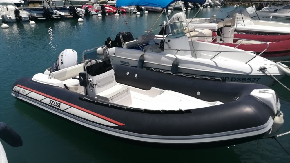 RIB for rent Le Gosier at the best price