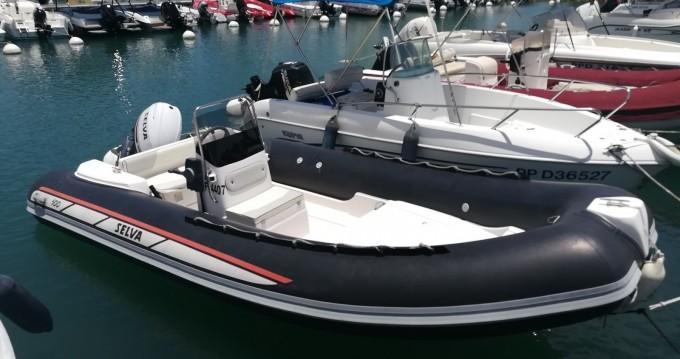 Location yacht à Le Gosier - Selva Selva D500 sur SamBoat
