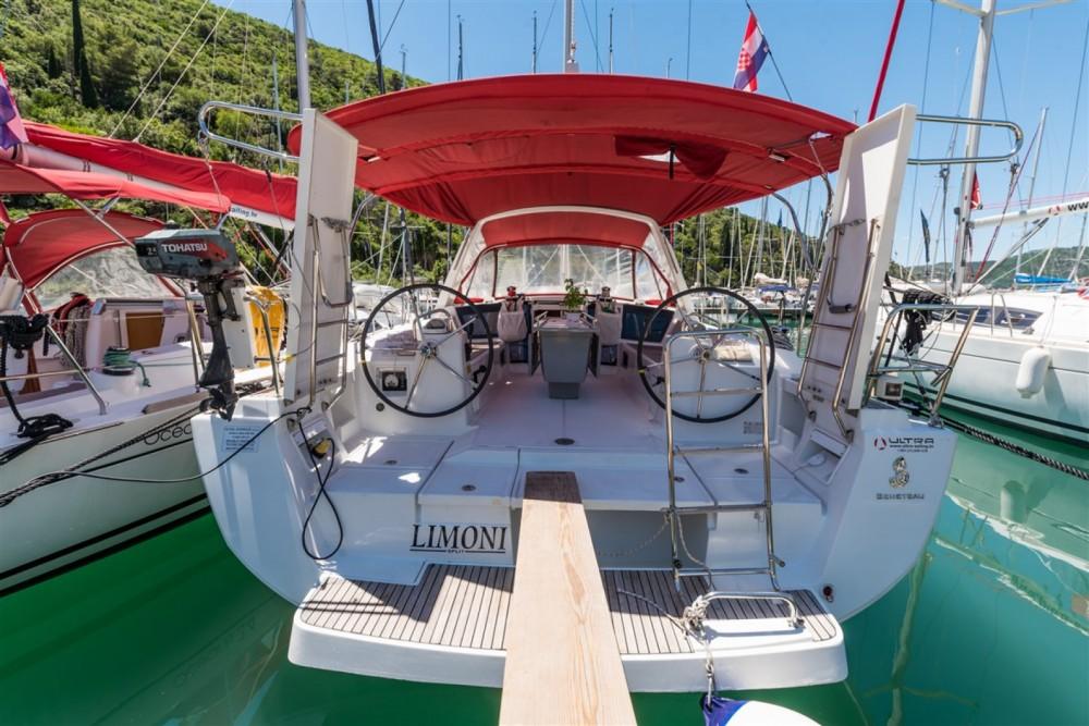 Huur Zeilboot met of zonder schipper Bénéteau in Marina Kornati