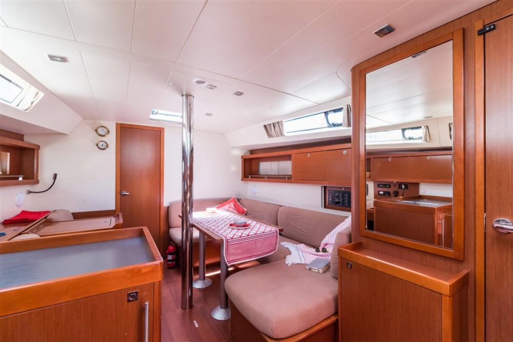 Verhuur Zeilboot in Marina Kornati - Bénéteau Oceanis 41