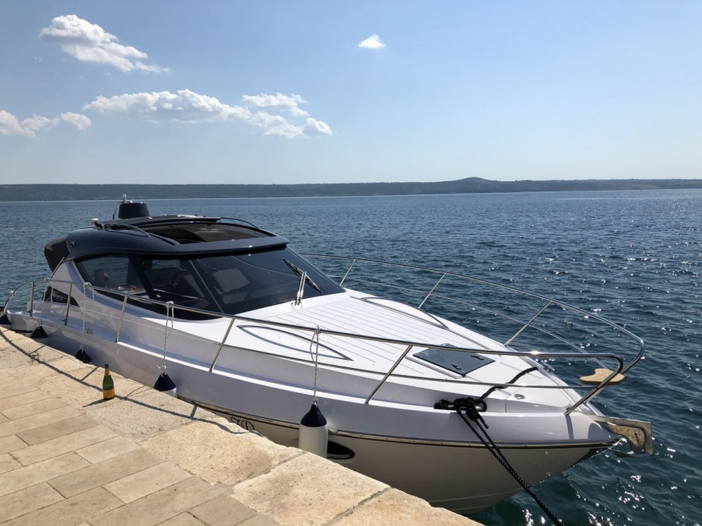 Verhuur Motorboot in Zadar - Focus Motor Yachts Focus Power 33 Hard Top