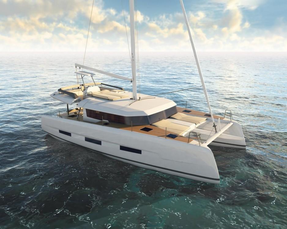 Verhuur Catamaran Dufour met vaarbewijs