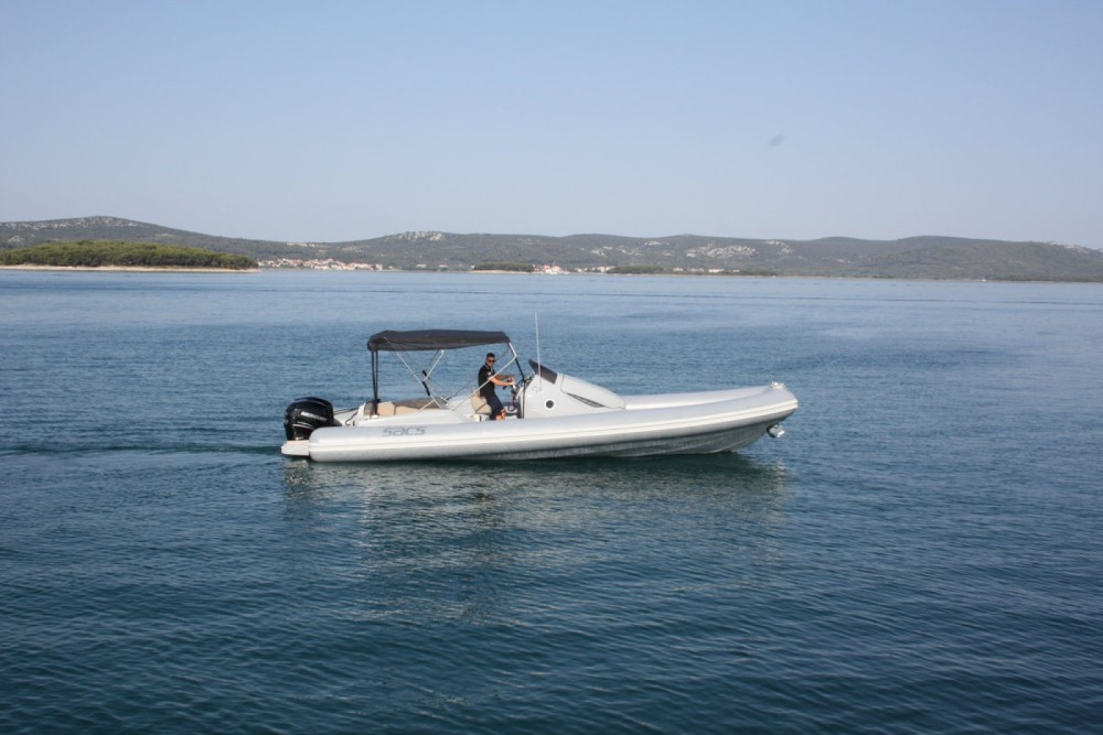 Bootverhuur Sacs Strider 10 in Kroatië via SamBoat