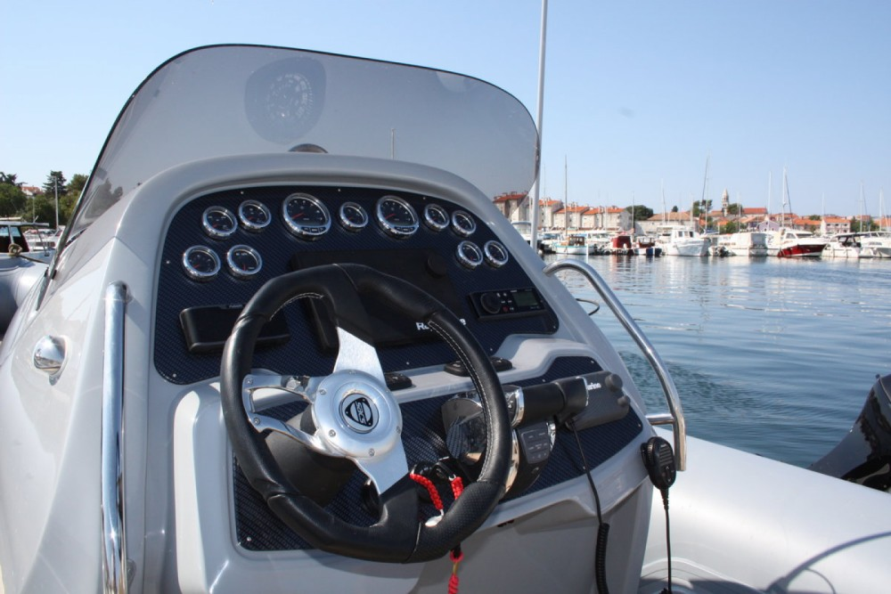 Huur Motorboot met of zonder schipper Sacs in Kroatië