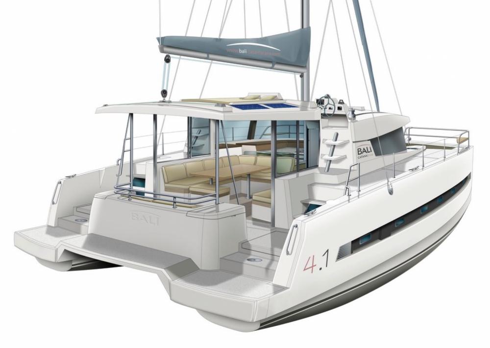 Huur Catamaran met of zonder schipper Catana in Šibenik
