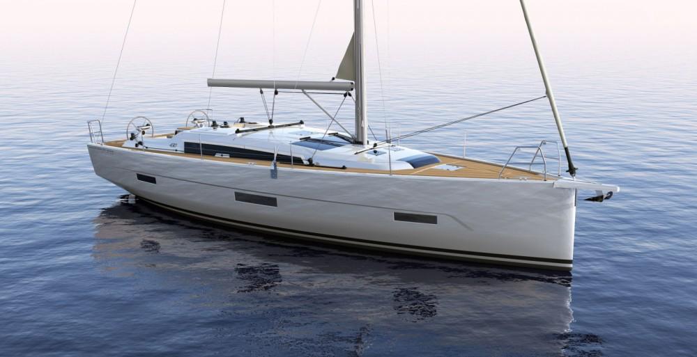 Huur Zeilboot met of zonder schipper Dufour in Trogir