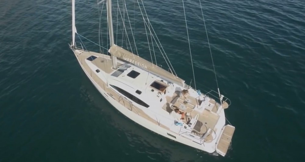 Boat rental Elan Elan Impression 45 in Marina Punat on Samboat