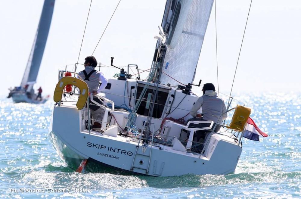 Verhuur Zeilboot in Sistiana-Visogliano - Jeanneau Sun Fast 3600