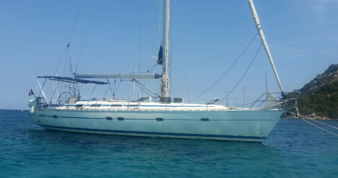 Location bateau Porto-Vecchio pas cher Bavaria 44 Holiday