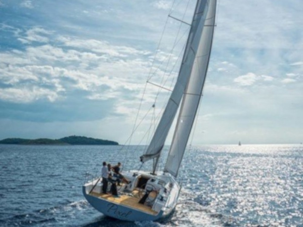 Huur Zeilboot met of zonder schipper More in Marina Kaštela