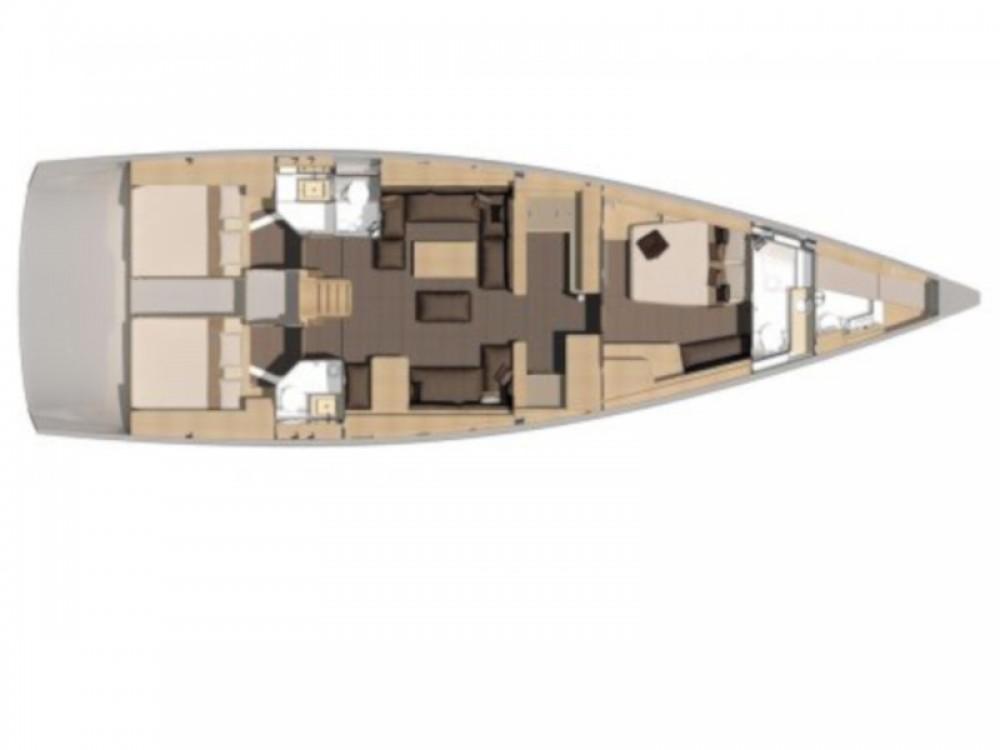 Jachthuur in Furnari - Dufour Dufour 56 Exclusive via SamBoat