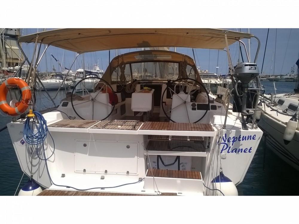 Location bateau Dufour Dufour 460 à Furnari sur Samboat