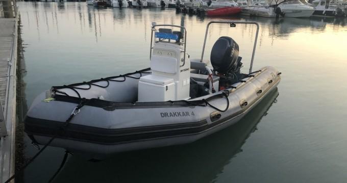 Location yacht à Granville - Bombard 600 SRMN sur SamBoat
