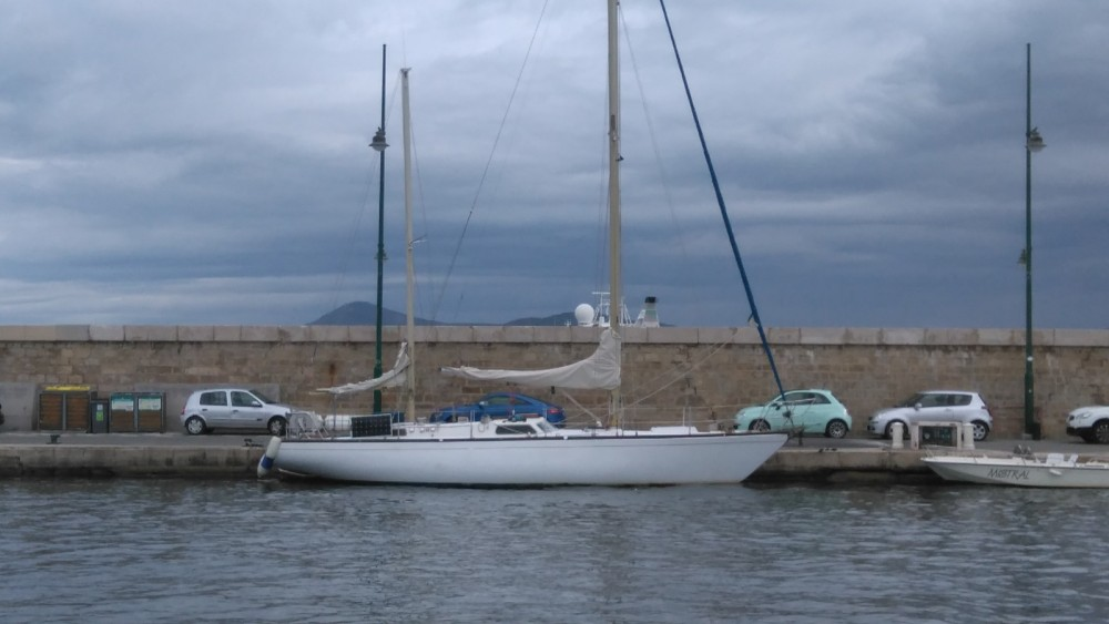 Rental Sailboat Nautique Saintonge with a permit