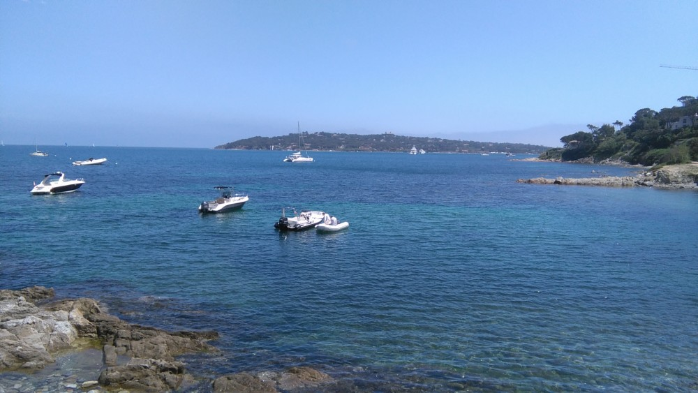 Boat rental Saint-Tropez cheap Rorqual
