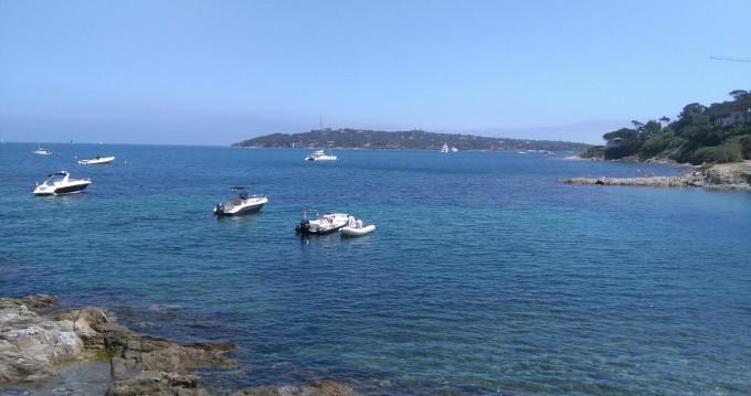 Location bateau Nautique Saintonge Rorqual à Saint-Tropez sur Samboat