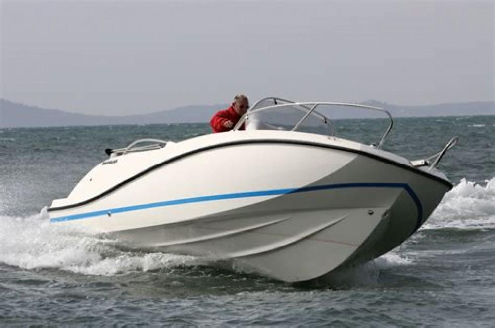 Yacht-Charter in Fréjus - Quicksilver Activ 605 Open auf SamBoat
