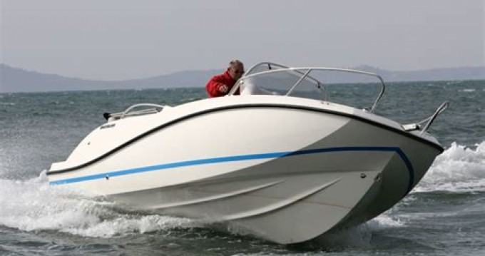 Location yacht à Fréjus - Quicksilver Activ 605 Open sur SamBoat
