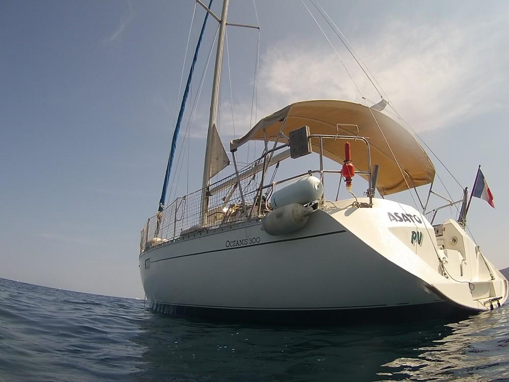 Jachthuur in Sainte-Marie-la-Mer - Bénéteau Oceanis 300 via SamBoat