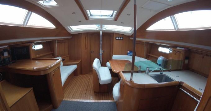 Location yacht à Maliaño - Jeanneau Sun Odyssey 49 DS sur SamBoat
