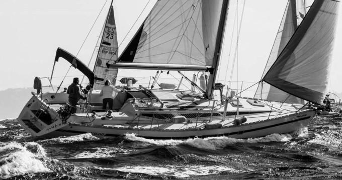 Louez un Jeanneau Voyage 12.50 à Algeciras
