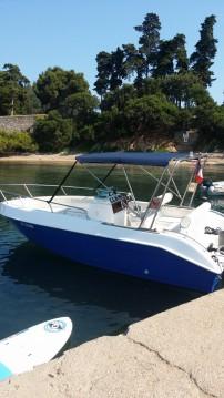 Location bateau Saint-Laurent-du-Var pas cher Eden 20