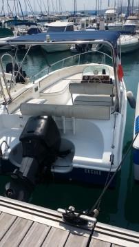 Louer Bateau à moteur avec ou sans skipper Marinello à Saint-Laurent-du-Var