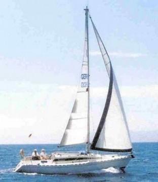 Noleggio Barca a vela Bénéteau con un permesso di