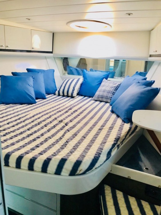 Location yacht à Villefranche-sur-Mer - Gianetti 38 FLY sur SamBoat