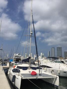 Location bateau Fountaine Pajot Tobago 35 à Cartagena sur Samboat