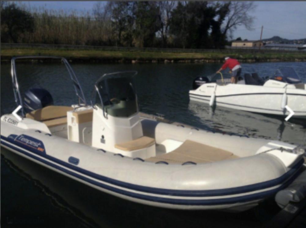 Bootsverleih Capelli Tempest 700 Argenteuil Samboat