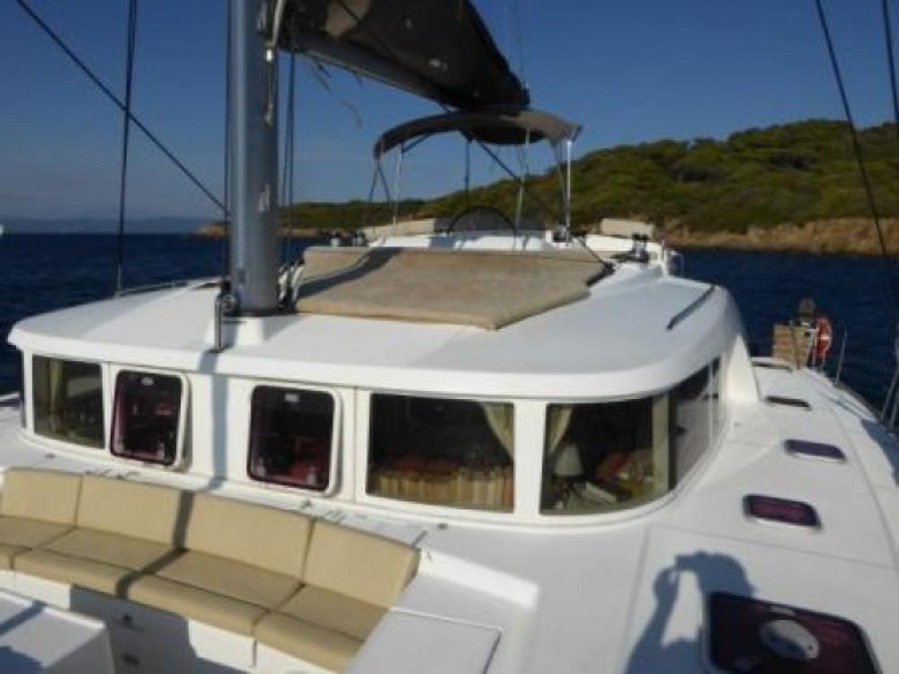 Verhuur Catamaran in Hyères - Lagoon Lagoon 440