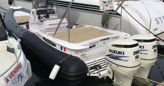 Louez un Italboats STINGHER 29 Diamond à Gassin