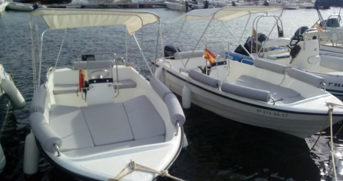 Alquiler de barcos Mercadal barato de Nacho 430