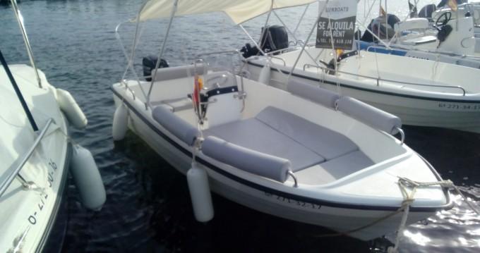 Alquiler de barcos Marion  Nacho 430 enMercadal en Samboat