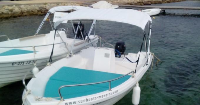 Location bateau Es Mercadal pas cher 415