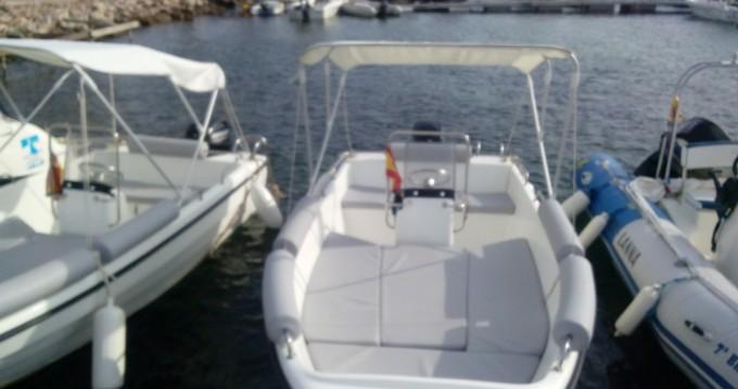 Location yacht à Es Mercadal - Marion  Len 430 sur SamBoat