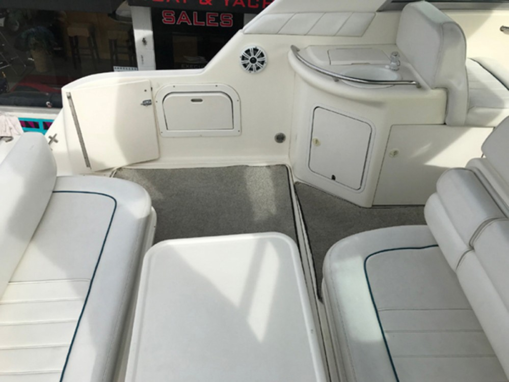 Verhuur Motorboot in Giovinazzo - Sea Ray Sea Ray 330 Sundancer