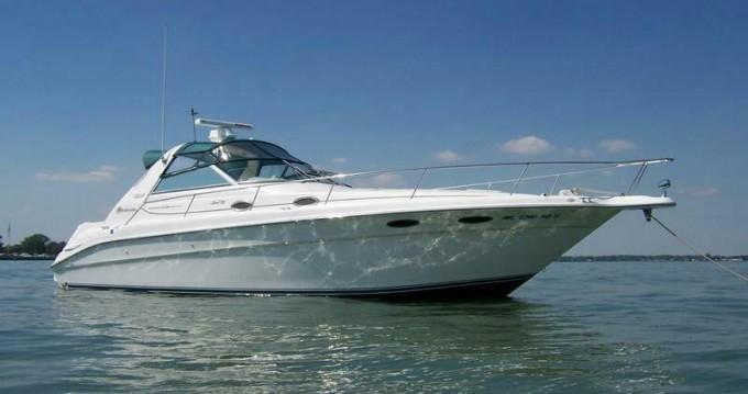 Location Bateau à moteur à Giovinazzo - Sea Ray Sea Ray 330 Sundancer