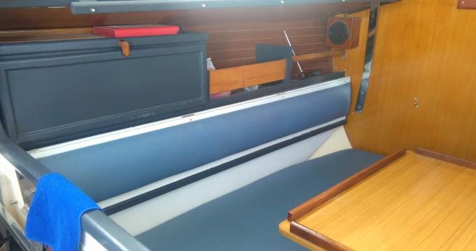 Location bateau Dufour Dufour 3800 à Rochefort sur Samboat
