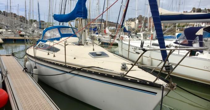 Location bateau Saint-Valery-en-Caux pas cher Kelt 9M