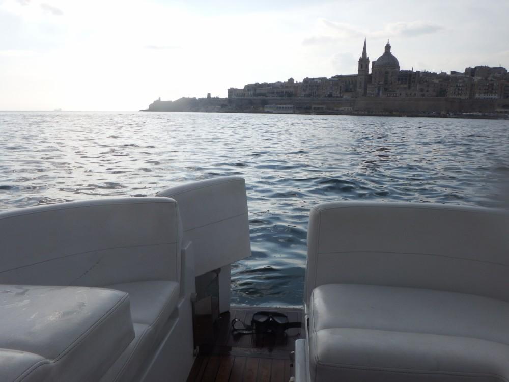 Rental Motor boat in Sliema - Castoldi Jet 21