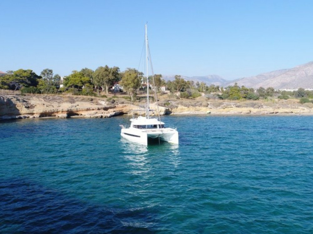 Boat rental Lefkas cheap Bali 4.3