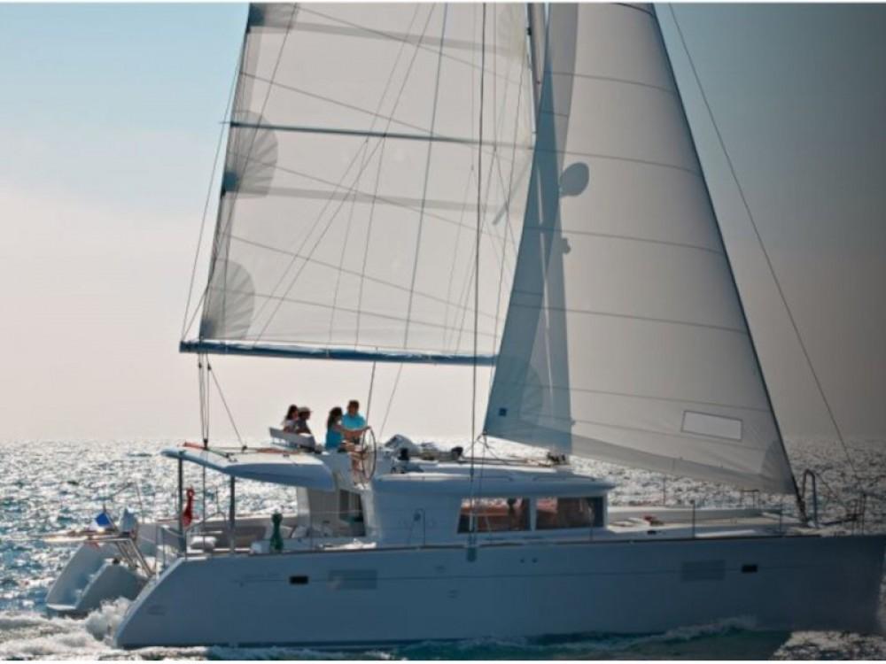 Bootverhuur Marina Zadar goedkoop Lagoon 450