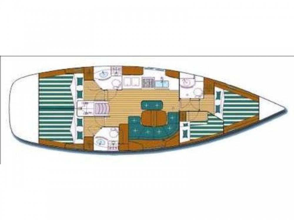 Verhuur Zeilboot in Nettuno - Bénéteau Oceanis